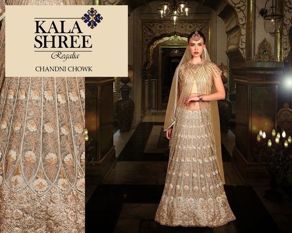 8fa1ec5470 To buy Wedding Lehenga in Delhi, visit Kala Shree Regalia Chandni Chowk. It  is no matter what kind of fabric you want your lehenga in, no matter what  kind ...