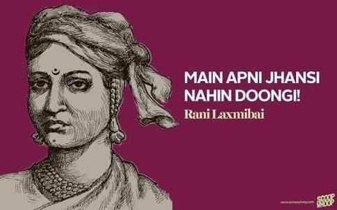 What Is The Slogan Of Rani Laxmibai S Quora
