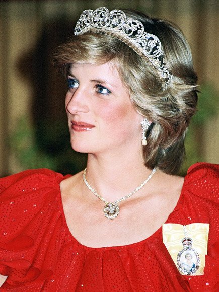 where and how many times did princess diana wear the spencer tiara quora many times did princess diana wear