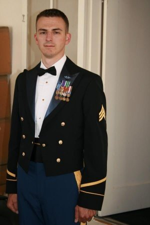 What is considered a military formal wear? - Quora