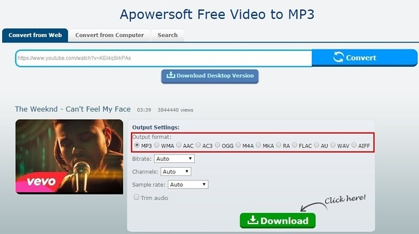 What is the best site for downloading youtube videos as mp3 files choose mp3 as the output format and then click download button the mp3 file will be saved on your hard drive soon ccuart Image collections