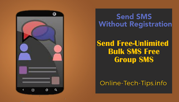 Is there any free API to send SMS? - Quora
