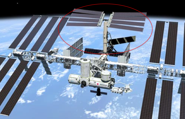Did the large-scale plan for the International Space ...