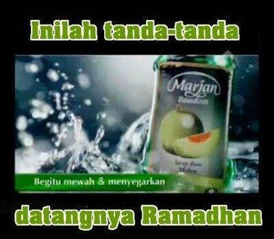 Apa Iklan Yang Diputar Waktu Bulan Ramadhan Yang Membuatmu