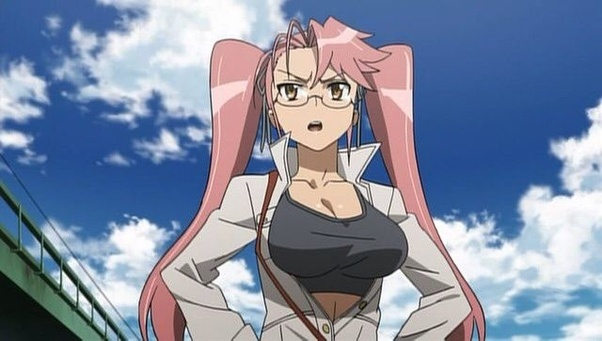 Hyper breasts hentai