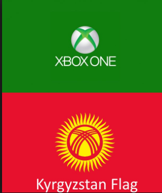 Why Do Some People Mistake The Flag Of Kyrgyzstan For Xbox Quora