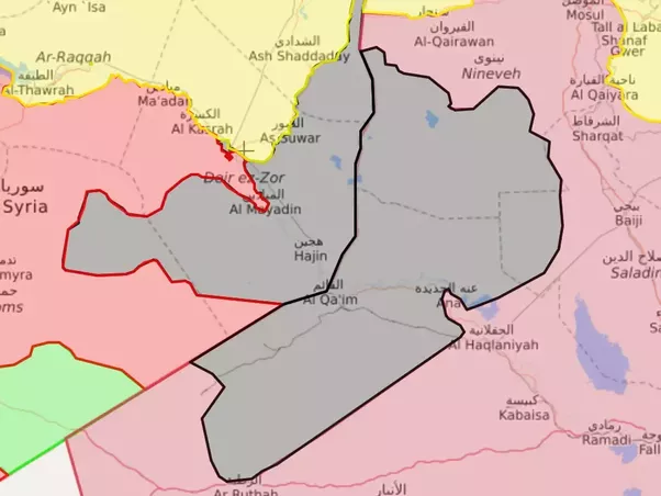 If ISIS loses Raqqa what territory will they have left if any