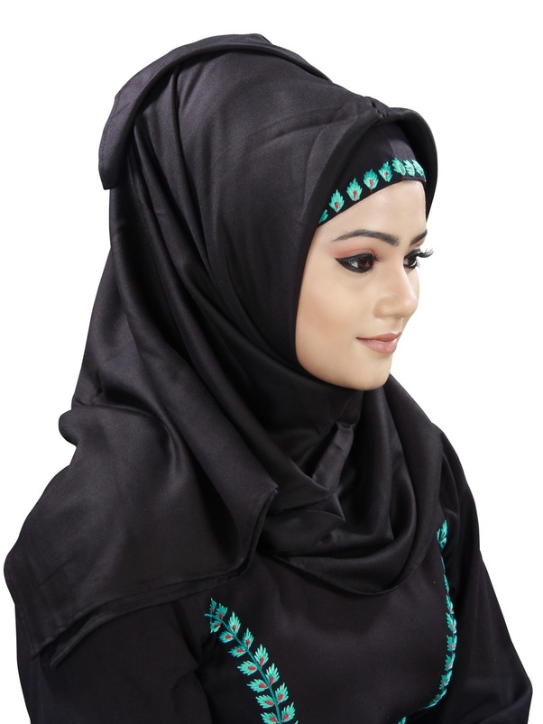 18a67673e58 Where can I find abaya suits in India  - Quora