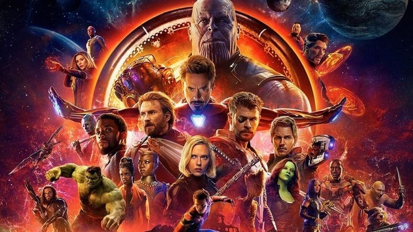 What is your review of Avengers: Infinity War (2018 movie)? - Quora