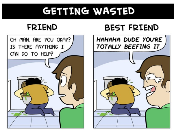 Which is more important to you: your best friends, or your ...