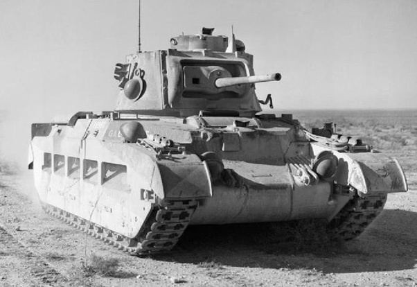 What was the best British tank of WW2? - Quora