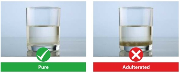 Image result for How to check Water Adulteration in Milk by using Lactometer in Home