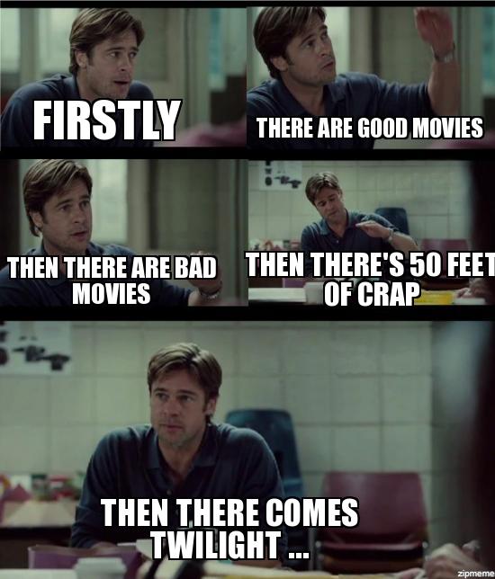 what are some good twilight the movie jokes quora