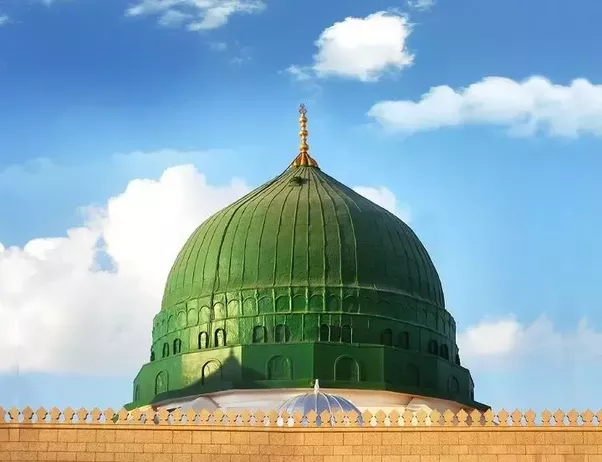 Why Is The Green Colour Associated With Islam Quora