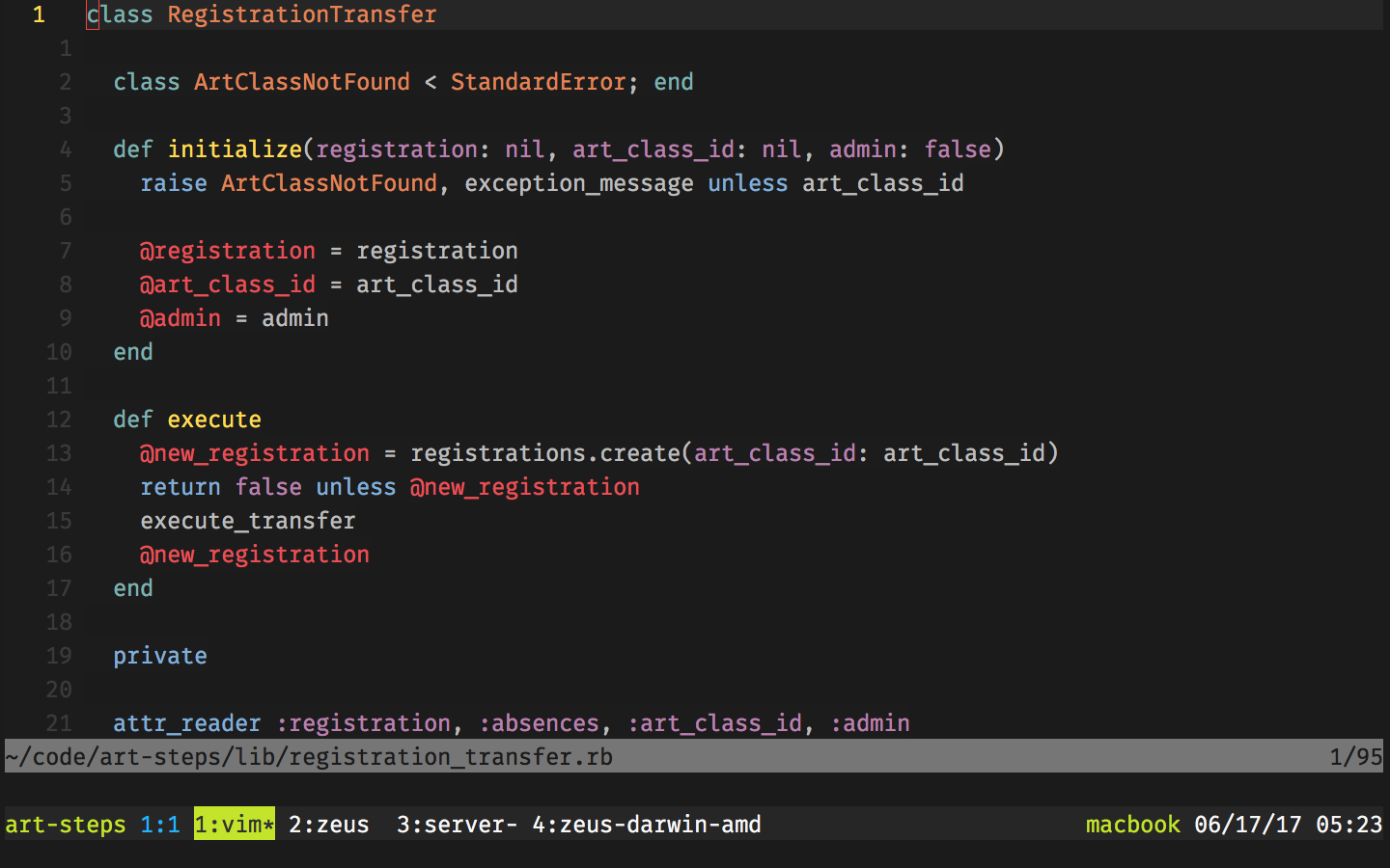 How does your VIM screen look like as a programmer? - Quora