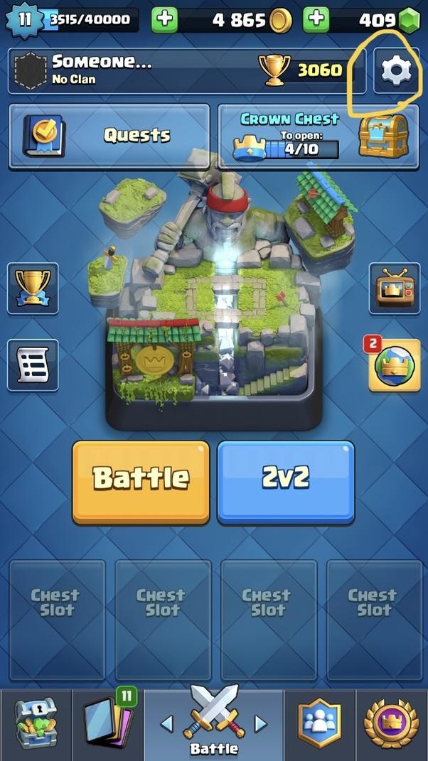 play clash royale on pc ios
