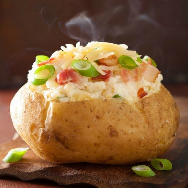 How To Cook Potatoes In The Microwave