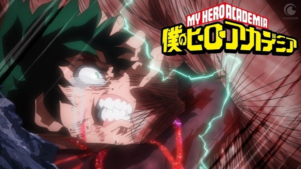 Do you think My Hero Academia is overrated? - Quora