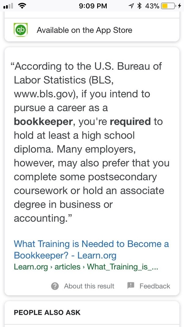 What certification would allow one to work in the accounting field ...