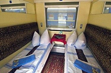 What Are Overnight Train Rooms Like In Ukraine Quora