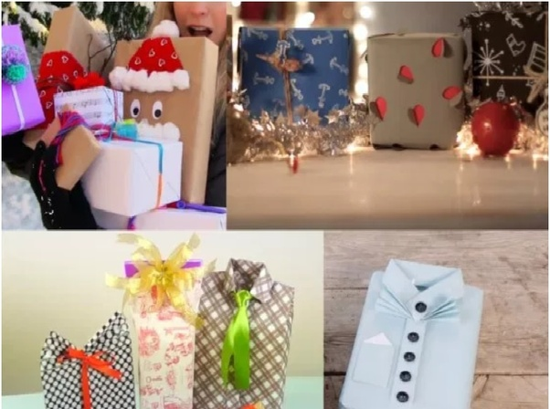 gift wrapping best diy vlogs and video blogs on youtube huntsends - Easy Diy Christmas Gifts
