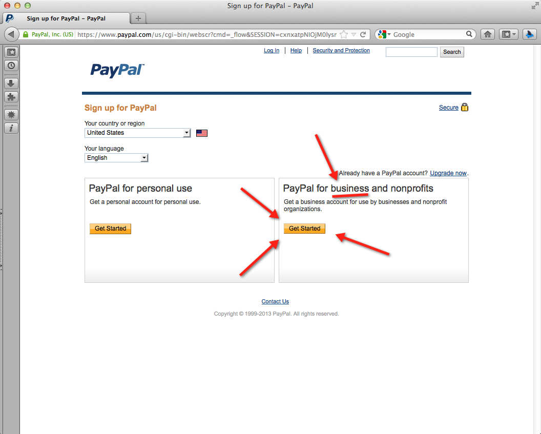 How to create a paypal business account - Quora