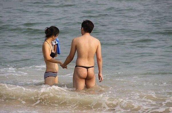 Bilderesultat for worst swimsuit men