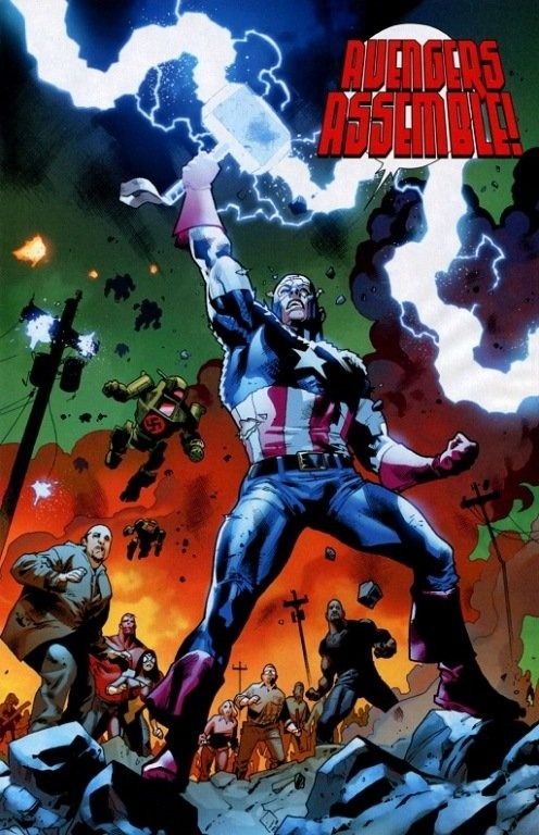 is captain america worthy to use thor s hammer quora
