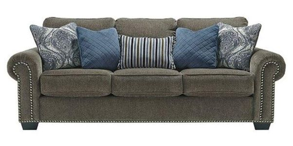From The Sleepovers To The Couch Surfers, This Sofa Gives A Comfortable  Rest Space To Every Single Overnight Tenant. Moved Arms And Nailhead Points  Of ...