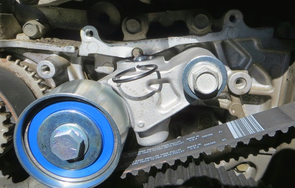 With minimal mechanical knowledge can I change a timing belt