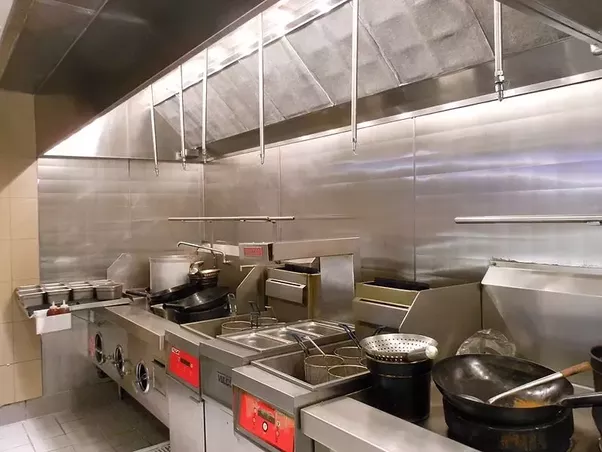The Kitchen Ventilation System Is Just As Crucial To The Safety And  Functioning Of A Commercial Kitchen As The Cooking Appliances.