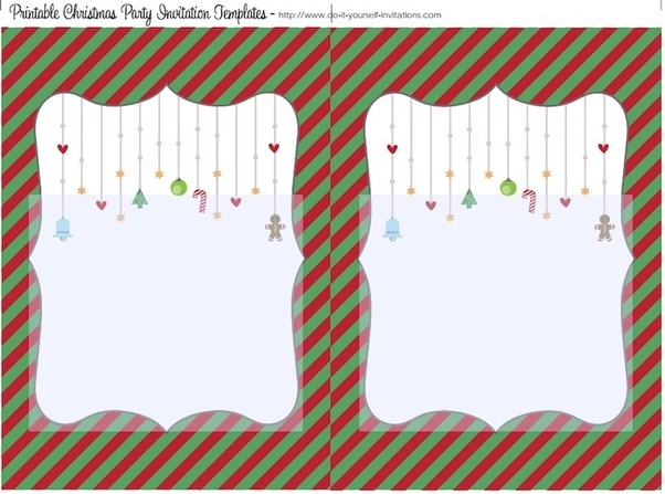 There Are Really Lots Of Free Christmas Card Template Available Online, You  Can Get Some Free Printable Christmas Card Template, Then Print And Make ...  Printable Christmas Card Templates