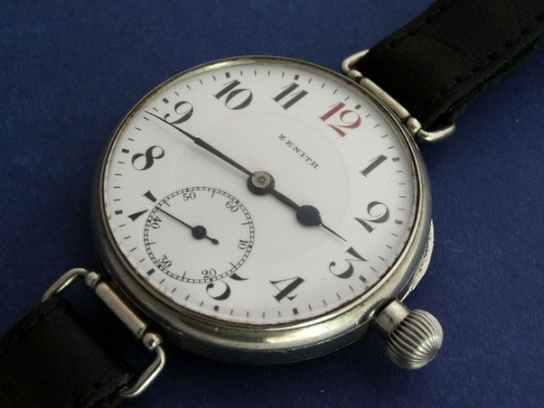 how has the wristwatch changed society quora