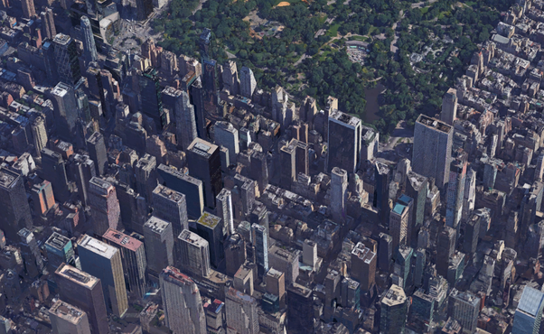 Why Wouldnt Google Maps Update Its Map Views To Change With The - Live aerial maps