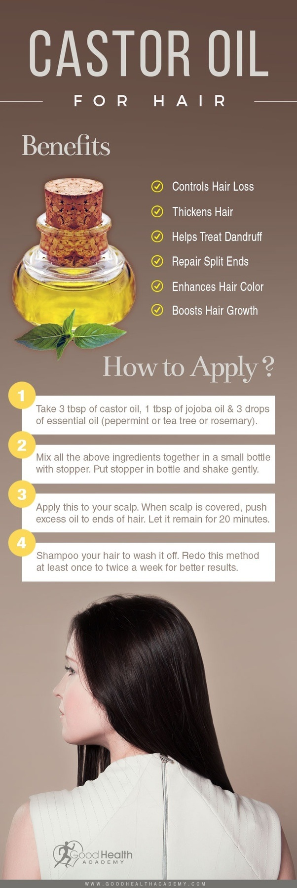 Mustard mask for hair growth - reviews and personal experience