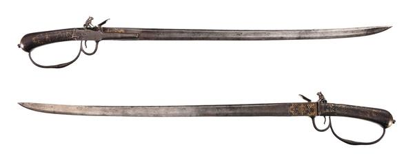 Are pistol-swords actually good? - Quora