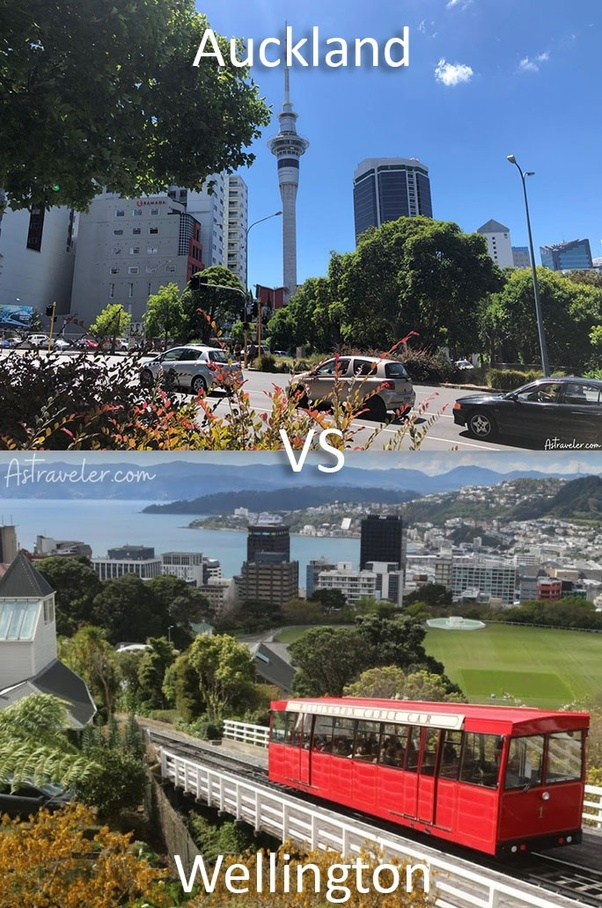 Did You Prefer Living In Auckland Or Wellington Why Quora
