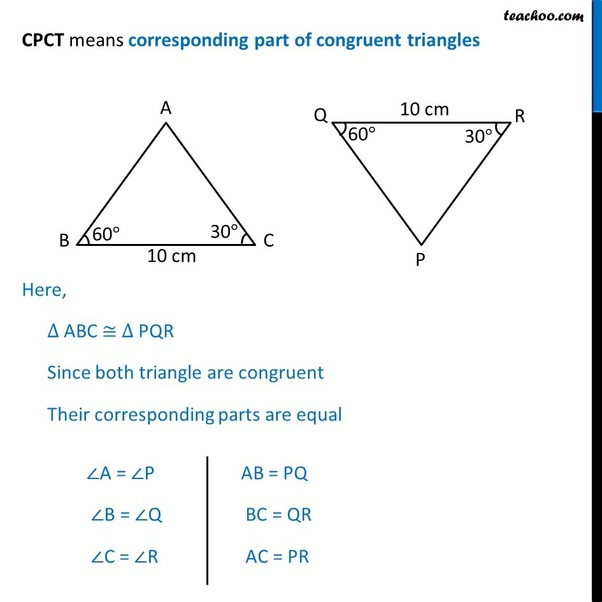 What Is Cpct In Maths Quora