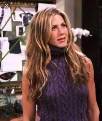 What was Rachel Green's best hair moment on Friends? - Quora