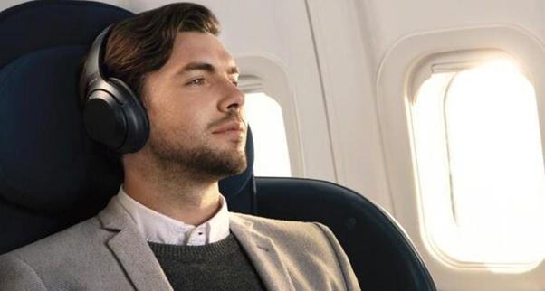 Can We Use Wireless Bluetooth Earphones In Flight Isn T It Harmful Quora