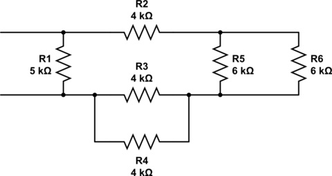 how to find the total resistance of this circuit diagram quora rh quora com