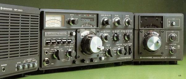 kenwood amateur radio parts east coast