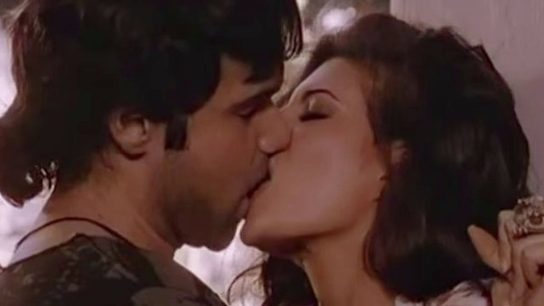 And Theres Many Many Movies In Bollywood Where Kissing Scenes Are Present So Much So That It Has Been A Normal Scene In A Movie Heres Few Example