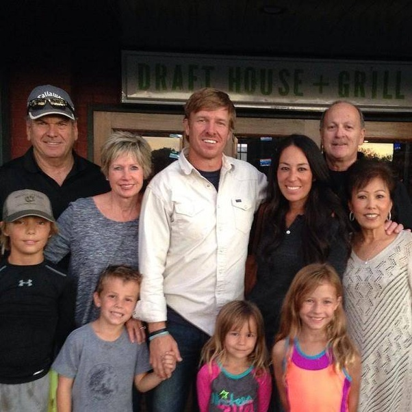 What Ethnicity Is Joanna Gaines From Hgtvs Fixer Upper Quora