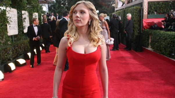 What is Scarlett Johansson's official Instagram account ...