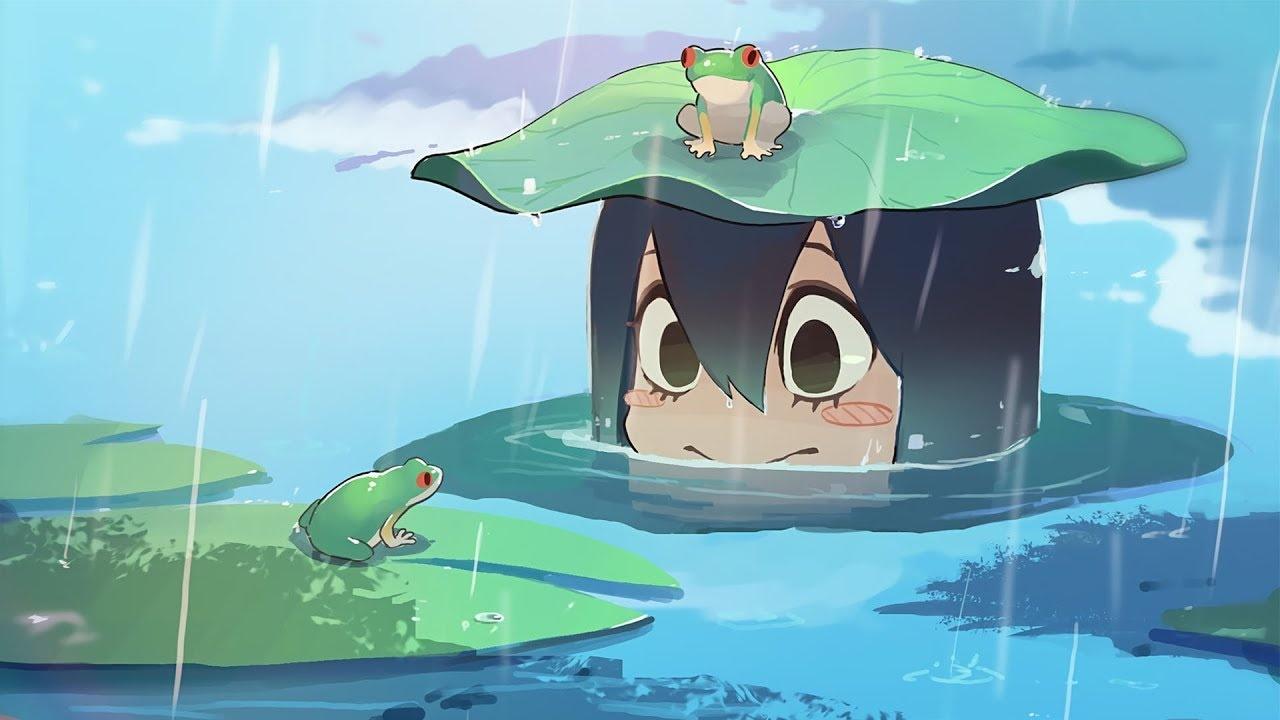 Boku No Hero Academia Tsu why are so many people in the my hero academia anime fandom