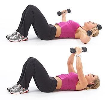 pectoral exercises that