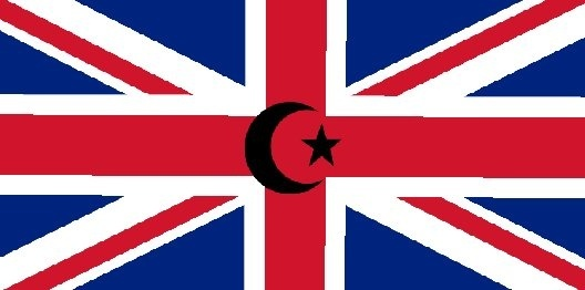 If All Countries Had To Use Islamic Style Flags What Would Your