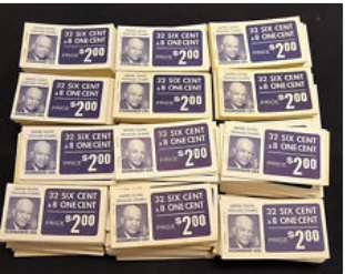 Actually There Are 4 Different Types Of 8 Cent Eisenhower Booklets So Yours May Not Look Like These But None Them Worth Much