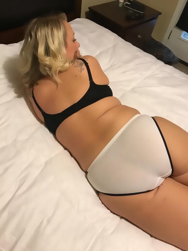 Girls white underwear in stuff What Is